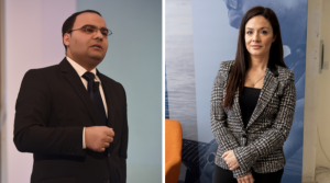 Clyde Caruana and Miriam Dalli co-opted into parliament