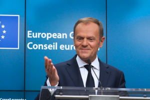 EU Council president Donald Tusk supports Malta ban on NGO vessels
