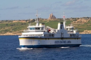 Pandemic drives down sea passenger traffic between Malta and Gozo