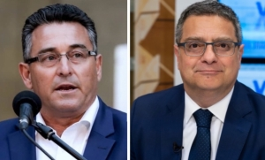 PN leadership election on 3 October as Adrian Delia and Bernard Grech are cleared to run