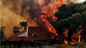 [WATCH] Greece declares state of emergency as at least 50 die in wildfires