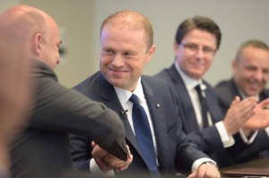 Joseph Muscat and Keith Schembri: a symbiotic relationship