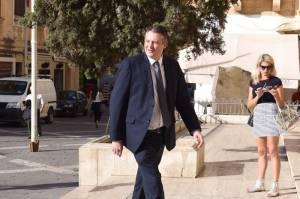 IGM call out Konrad Mizzi on avoidance of press