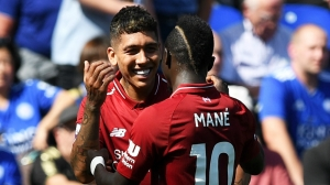 Liverpool stay top with win at Leicester despite Alisson howler