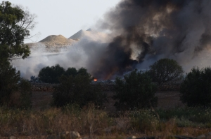 Magħtab Fire: Health Authorities issue warning
