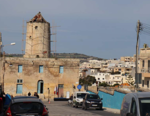 Search on for skills to restore historic Naxxar windmill mechanism