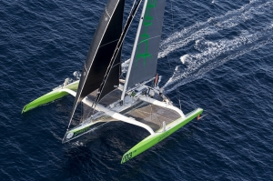 The 2016 Rolex Middle Sea Race