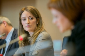 Roberta Metsola will head new European Parliament anti-corruption body