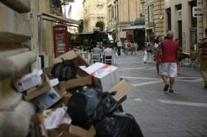 Mandatory waste separation in Malta? About time