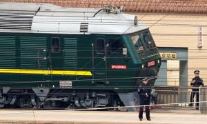 Mysterious train in Beijing triggers Kim Jong-un visit speculations