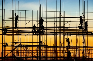 New dwellings increase by 34% in a year