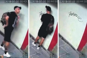 Valletta graffiti vandal fined, ordered to perform community service