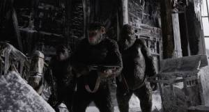 Film review | War for the Planet of the Apes: Removed from the originals