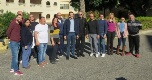 Responsible Gaming Foundation employees pitch in at id-Dar tal-Providenza