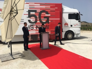 Huawei to launch 5G connectivity in Malta by October