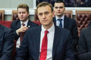 Alexei Navalny barred from running in 2018 Russian election