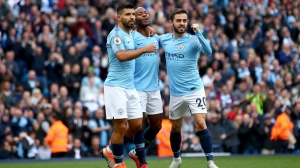 Manchester City remain unbeaten in the Premier League