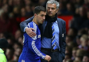 Eden Hazard wants to play under Mourinho once more