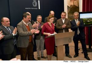 €1.5 million road works project in Gozo unveiled