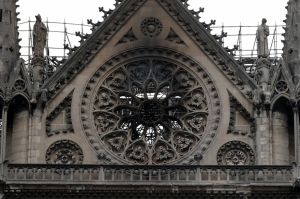 More than €300 million pledged globally for reconstruction of the Notre Dame