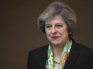 Hard Brexit is not inevitable, May says