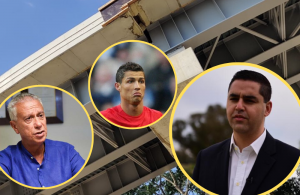 Updated | Ian Borg and Robert Arrigo squabble over 'cracks' in Marsa flyover