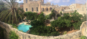 Lija residents object to six-townhouse development on 17th century garden