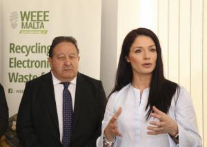 Miriam Dalli calls for a better approach towards recycling