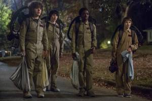 Going back to strange | Stranger Things, Season 2