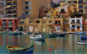 Is Malta the centre of the cryptocurrency business market?