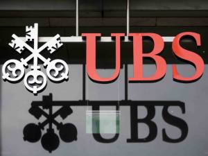 Two people shot dead outside UBS Zurich bank