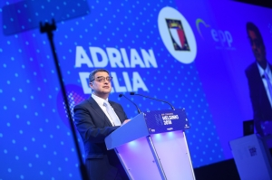 PN will defend rule of law in Malta, Adrian Delia tells EPP congress