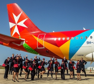Air Malta registers encouraging growth in last three months