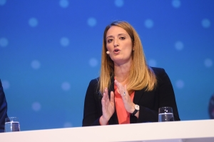 Metsola calls for stronger EU borders: 'Protection is a right, migration is not'