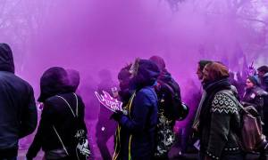 Germany: Protestors clash with police as rightwing party announces new leader