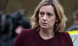 British home secretary resigned amid Windrush scandal