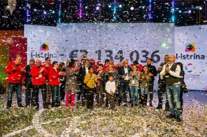 [WATCH] L-Istrina broke last year's record, raising €7.1million for charity