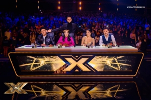 Celebrity guest will grace X Factor Malta final next Saturday