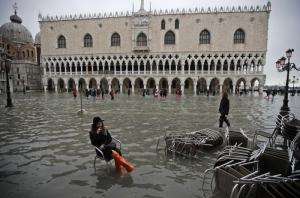 Italy to declare state of emergency over damage caused by Venice floods