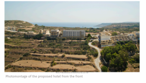 Planning Authority approves Xagħra ODZ hotel