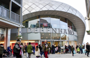 Debenhams has gone in to liquidation | Calamatta Cuschieri