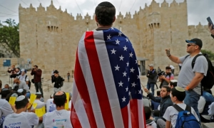 US officials in Jerusalem to attend embassy opening ceremony