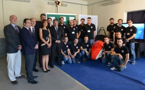 WATCH | MCAST students launch racing car prototype
