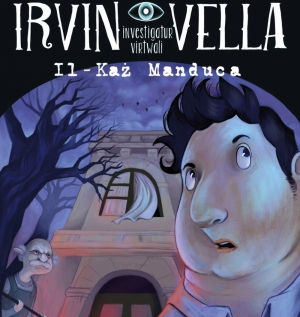Irvin Vella - Merlin's new detective fiction for kids