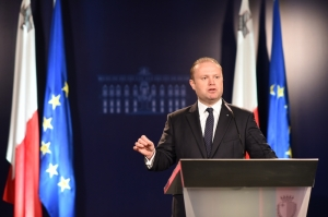 Muscat aims to position Malta as digital hub for small states