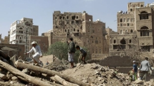 US Defence Secretary Jim Mattis and Secretary of State Mike Pompeo call for ceasefire in Yemen
