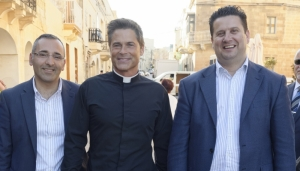 Rob Lowe in Malta to film apocalyptic drama series