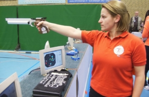 Target shooter champion Eleanor Bezzina aims high for Tokyo 2020 games