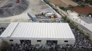 Iklin Wasteserv plant illegally storing electrical waste, PN MP claims