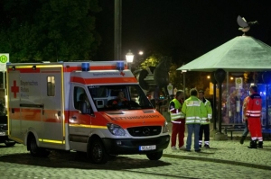 Updated  | 15 injured in Ansbach explosion, attacker pledges allegiance to Daesh leader in video
